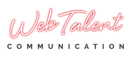 Web Talent Communication